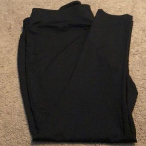 Black Slacks 42 inch length  great condition